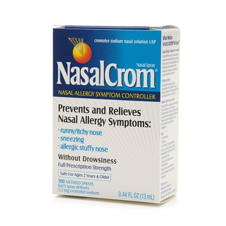 NasalCrom Nasal Allergy Symptom Controller Spray - 0.44 fl oz