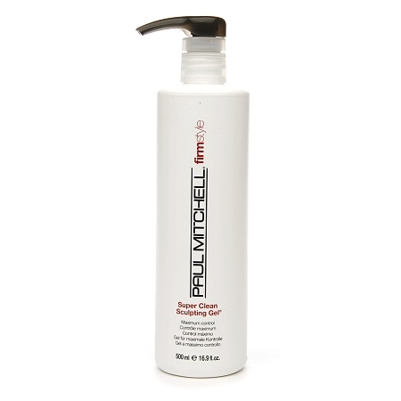 Paul Mitchell Super Clean Sculpting Gel with Firm Style, Maximum Hold