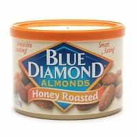 6 oz. Blue Diamond Almond Tin (Multiple flavors) (mix and match)