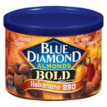 Blue Diamond Bold Almonds Habanero BBQ