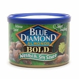 Blue Diamond Bold Almonds Wasabi & Soy Sauce