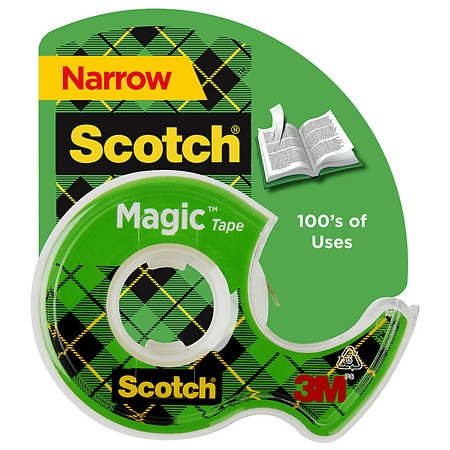 Scotch Magic Tape 1 Ea