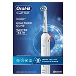 Oral-B Pro 3000 3D White Electric Rechargeable Toothbrush with Bluetooth Smart