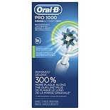 Oral-B PRO 1000 Electric Rechargeable Power Toothbrush Powered by Braun