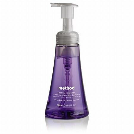 method Foaming Hand Wash Lavender
