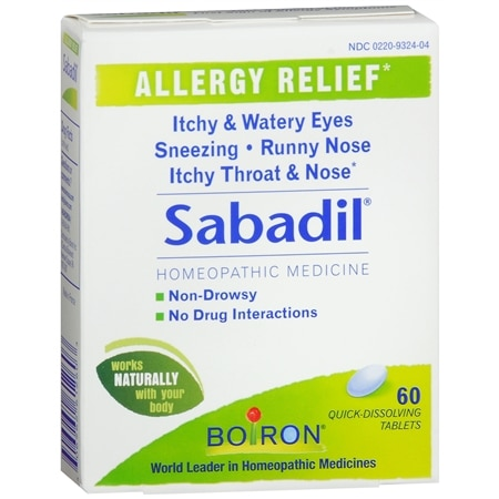 Sabadil boiron