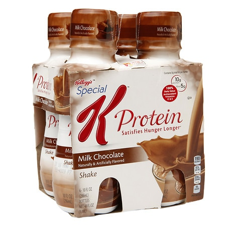 Special K Protein Shakes Milk Chocolate, 4 pk