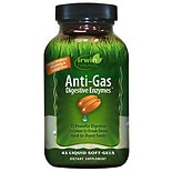 Irwin Naturals Anti-Gas Digestive Enzymes Soft-Gels