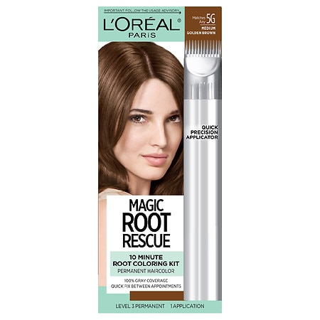 Image of L'Oreal Paris Root Rescue Hair Color - 1 ea