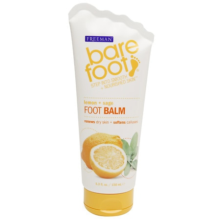 Freeman Bare Foot Revitalizing Foot Balm Lemon & Sage