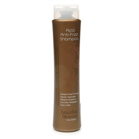Brazilian Blowout Acai Anti-Frizz Shampoo - 12 oz.
