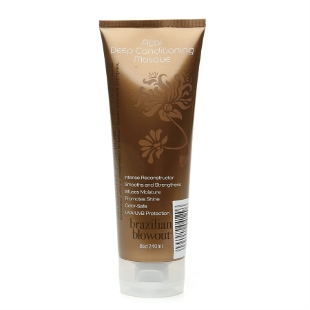 Brazilian Blowout Acai Deep Conditioning Masque - 8 oz.