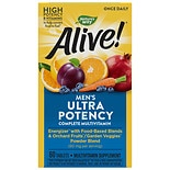 Nature's Way Alive! Once Daily Men's Ultra Potency Multivitamin, Tablets