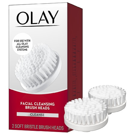 Olay Professional ProX Advanced Facial Cleansing System Replacement Brush Heads 2pk