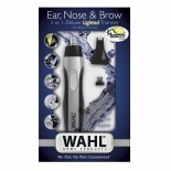 Wahl Ear, Nose & Brow 2-in-1 Deluxe Lighted Trimmer