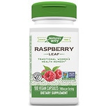 Nature's Way Red Raspberry Leaves 480mg, Capsules