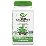 Nature's Way Saw Palmetto Berries, Capsules