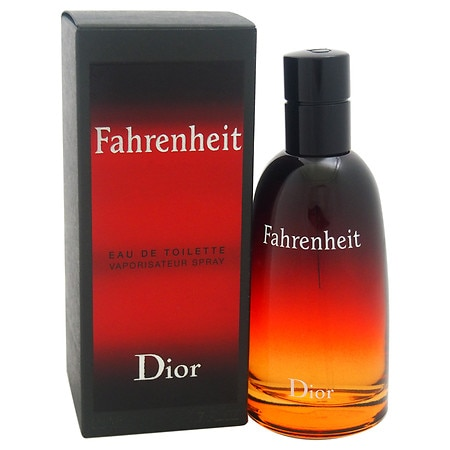 Christian Dior Fahrenheit EDT Spray - 1.7 fl oz