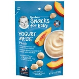 Gerber Graduates Yogurt Melts Peach