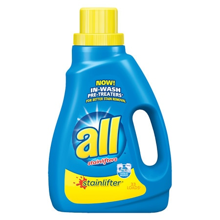 All 2X Ultra Stainlifter Laundry Detergent Liquid
