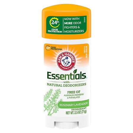 Arm and hammer essentials deodorant discontinued