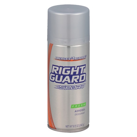 Right Guard Sport Deodorant Aerosol Fresh - 8.5 oz.