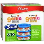 Playtex Diaper Genie II Disposal System Refills