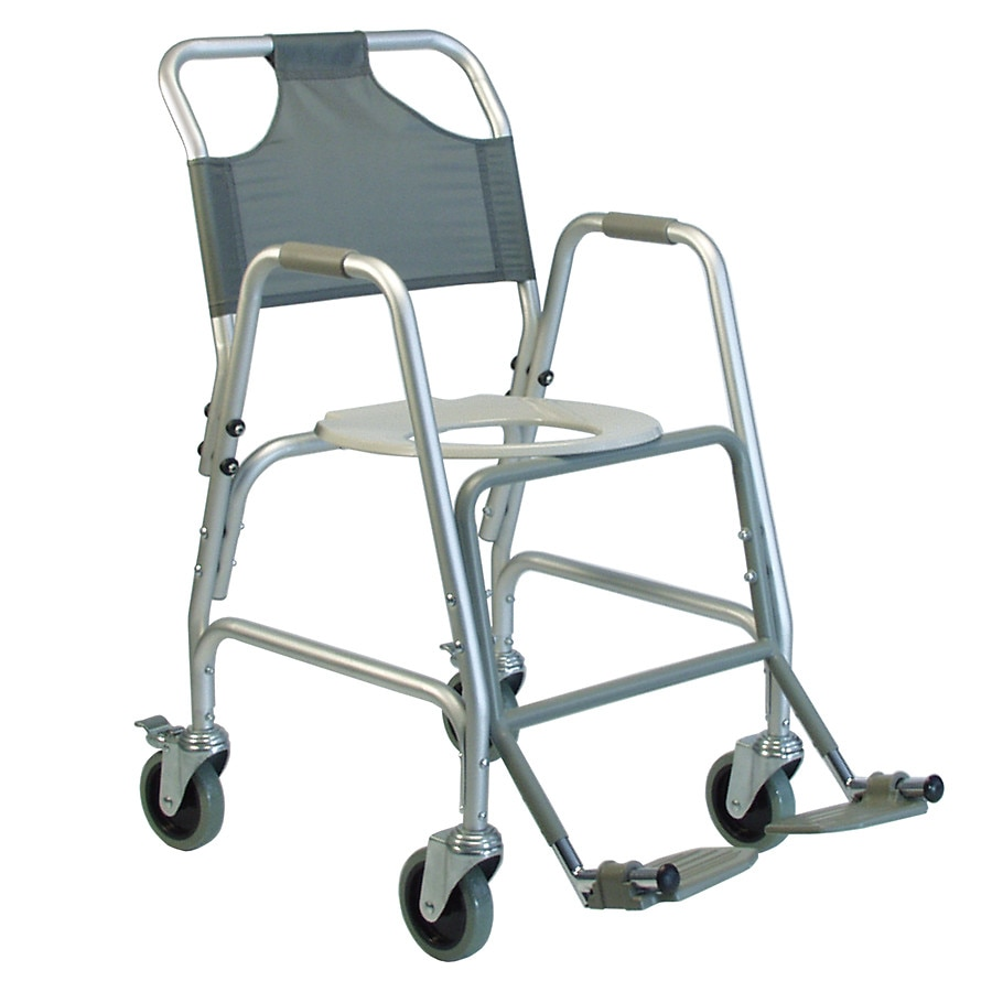 Lumex 7910A-1 Shower Transport Chair | Walgreens