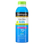 Neutrogena Wet Skin Kids Beach & Pool Sunblock Spray SPF 70