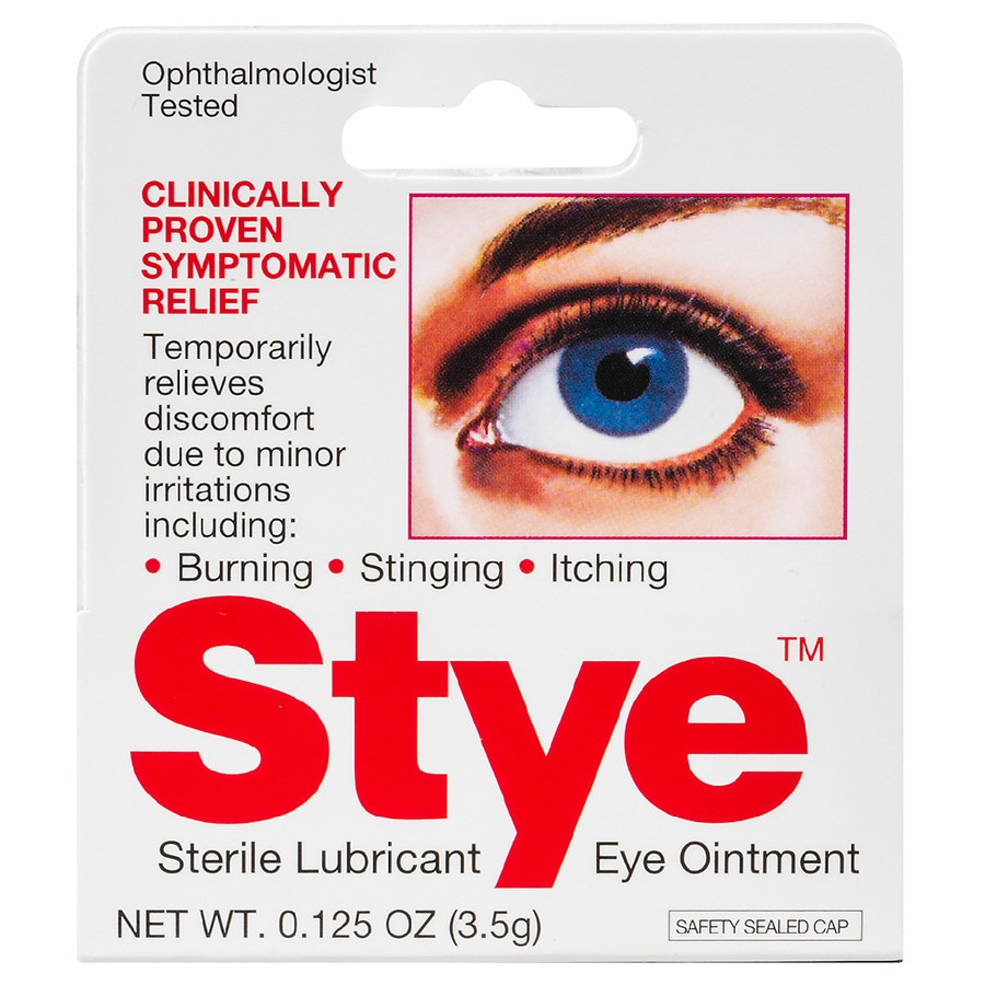 gentak ointment for pink eye