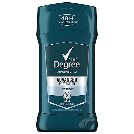 Degree Men Adrenaline Series, Antiperspirant & Deodorant Solid Everest