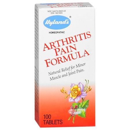 Hyland's Arthritis Pain Formula Tablets - 100 ea