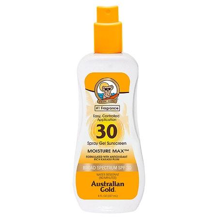 Australian Gold SPF 30 Spray Gel - 8 fl oz