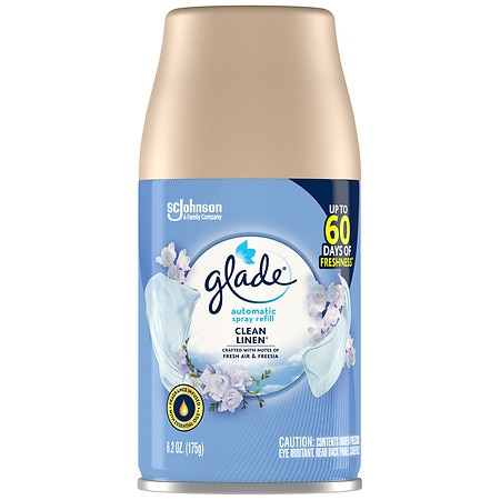 Glade Automatic Spray Refill Clean Linen