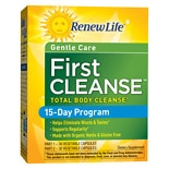 ReNew Life First Cleanse Dietary Supplement Capsules