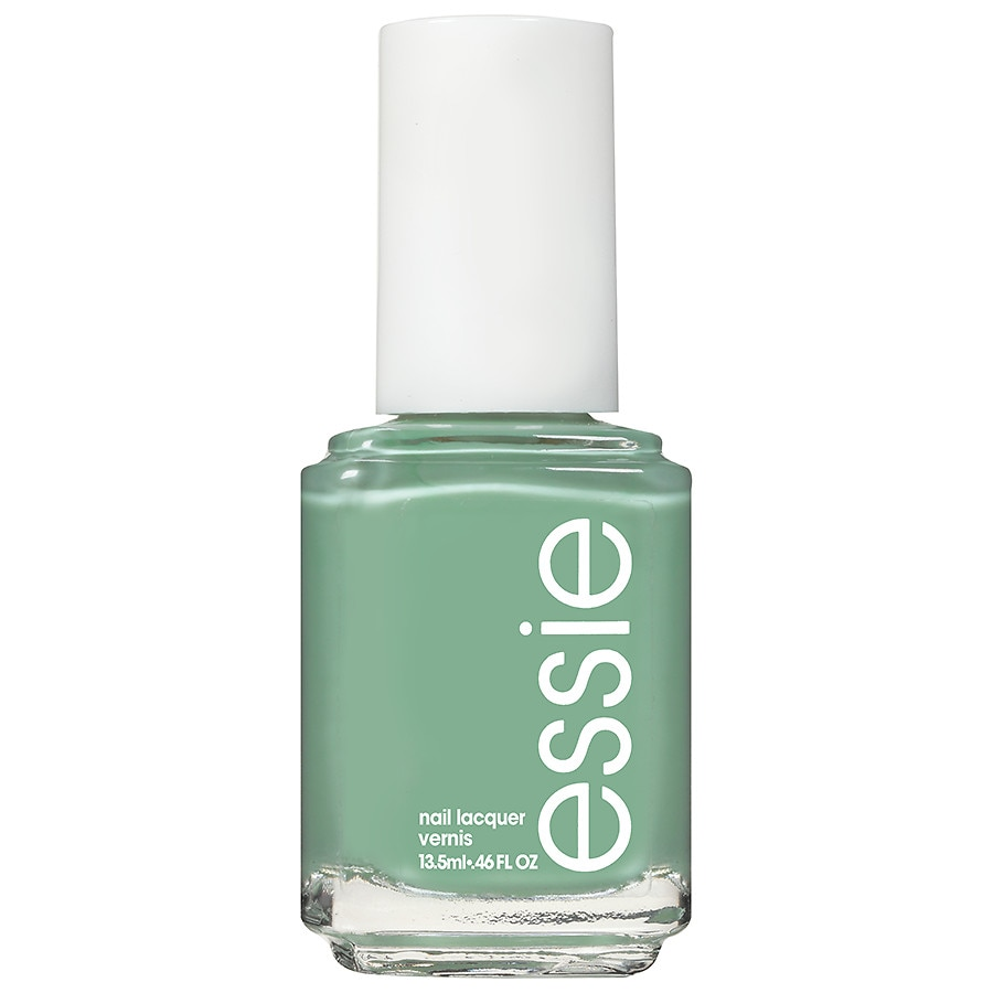 Nail Polish Colors Essie: Essie Nail Color,Turquoise & Caicos