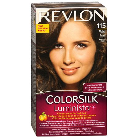 Revlon ColorSilk Luminista Vibrant Color for Dark Hair - 1 ea