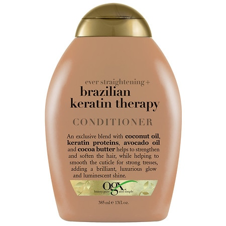 OGX Ever Straight Brazilian Keratin Therapy Conditioner