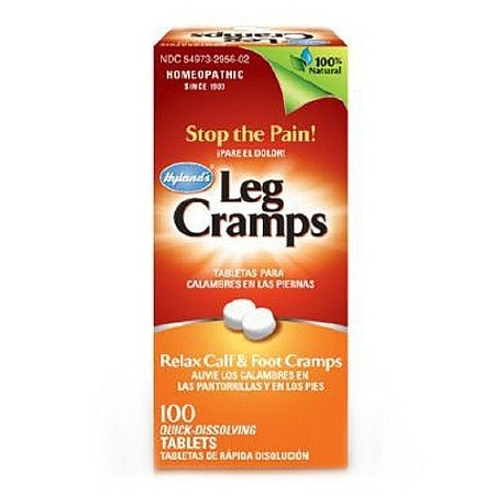 Hyland's Relax Calf & Foot Cramps, Tablets - 100 ea
