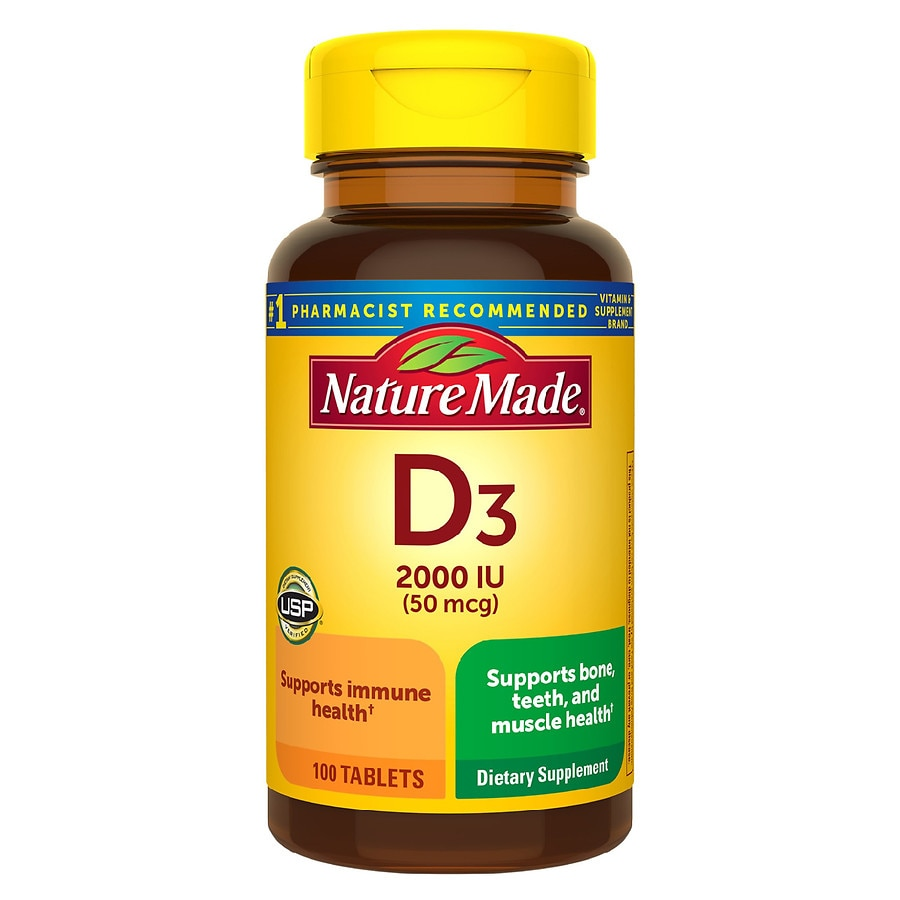 Duane Reade Nature Made Vitamins