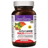 New Chapter Perfect Energy Multivitamin, Tablets