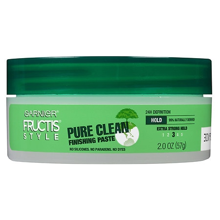 how to style your hair with paste garnier fructis style clean finishing hair paste 4345