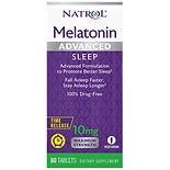 Natrol Advanced Sleep Melatonin 10 mg Dietary Supplement Tablets