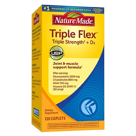 Nature Made TripleFlex with Vitamin D3 Dietary