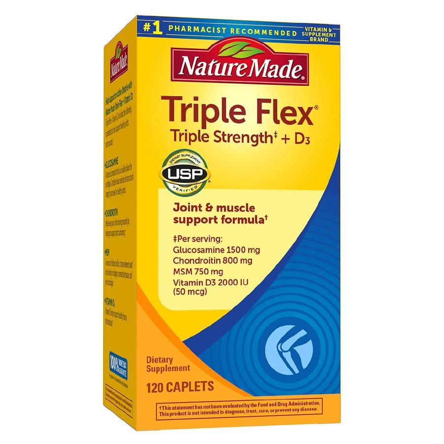 triple flex walgreens