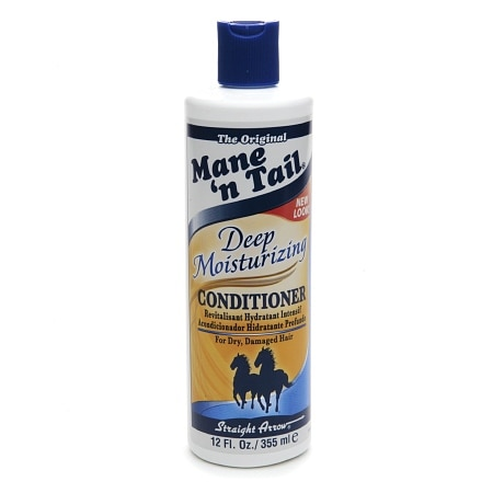 Mane 'n Tail Deep Moisturizing Conditioner for Dry, Damaged Hair - 12 fl oz
