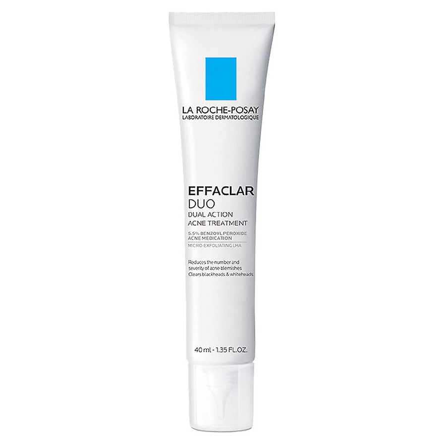 La Roche Posay Duo Dual Action Acne Treatment With Benzoyl