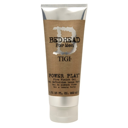tigi bed head for men power play firm finish gel walgreens. Black Bedroom Furniture Sets. Home Design Ideas