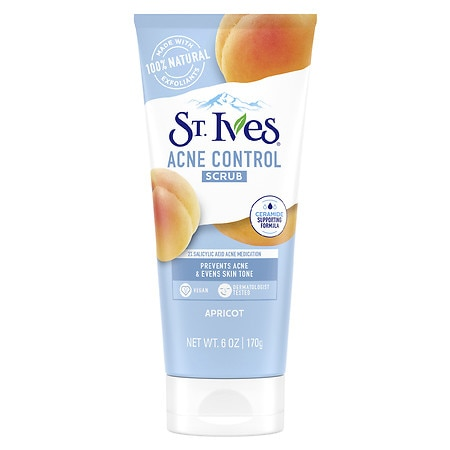 St. Ives Blemish Control Apricot Scrub Apricot