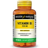 Mason Natural vitamins & supplements